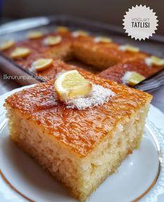 Homemade Desserts, Great Desserts, Cakes Originales, Tolle Desserts, Strawberry Cake Recipes, Turkish Recipes, Sweets Recipes, Cheese Recipes, Christmas Desserts