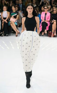 Christian Dior - PFW Spring/Summer 2015 - www.so-sophisticated.com