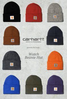 Carhartt - Beanie .... black is soldout everywhereeeee :( meh.