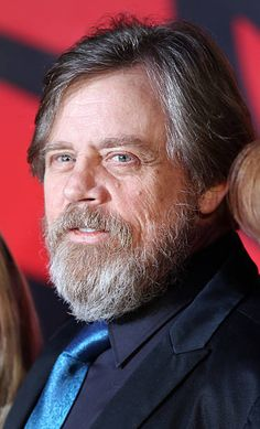 US actor Mark Hamill poses for a photograph after arriving to attend the European Premiere of the film 'Batman v Superman Dawn of Justice' in central...