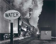 O. Winston Link: Příběh parní železnice v jediném záběru
