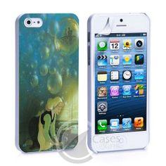 Disney Cinderella iPhone 4, 4S, 5, 5C, 5S Samsung Galaxy S2, S3, S4 Ca – iCasesStore