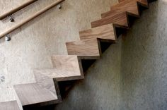1000 images about trappen on pinterest oakwood stairs and steel - Idee van trappen ...