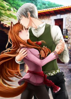 spice and wolf holo x lawrence | lawrence_x_holo___spice_and_wolf_fanbook_by_ninamo_chan-d65jul6.jpg
