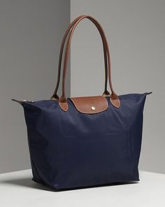 Fashion Cheap Portable Longchamp 1948 Classic Bags Brown