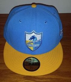 New Era 59Fifty San Diego Chargers Retro Throwback Hat Cap Fitted 7 1 4 NWT  NFL Football 0a74c4882