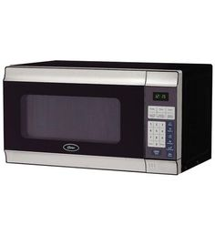 Oster OST-AM780SS 0.7 Cu Ft Microwave -700watts Stainless