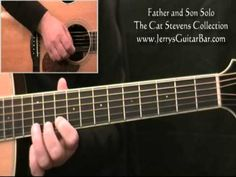 How to Play the Guitar Solo Cat Stevens Father and Son - http://afarcryfromsunset.com/how-to-play-the-guitar-solo-cat-stevens-father-and-son/