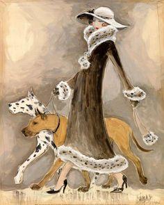 Картинки по запросу Красивая живопись польской художницы Maria Gruza.