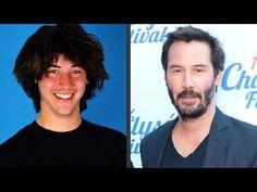 Keanu ♡♥ Reeves PEOPLE: Whoa: Keanu Reeves's Changing Looks!