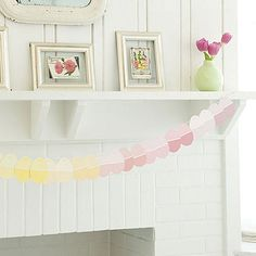 27 Spring Garlands to Spruce Up Your Space | Brit + Co