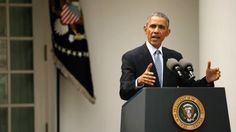 Obama hails 'historic' Iran deal | TheHill
