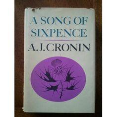 Anything by A.J. Cronin