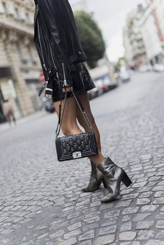 aimee_song_of_style_paris_fashion_week_ash_boots_leather_skirt_ash_top