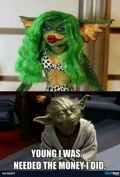Umm...yoda. what happened to you