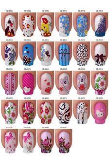 Nailart to all! Fancy Nail Art, Dot Nail Art, Acrylic Nail Art, Fancy Nails, Nails 2017, 3d Nails, Nail Dipping Powder Colors, Nail Art Stencils, Nail Art Techniques