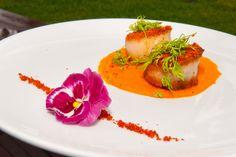 Receta exclusiva del Chef Santiago Gomez de la Fuente