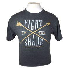 Raylan Givens Gun Silhouette Artwork Justified Inspired TV T Shirt