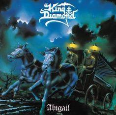 Abigail, o álbum clássico de King Diamond