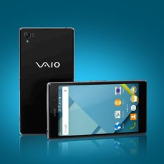 O primeiro smartphone VAIO terá Android 5.0 e será anunciado em março