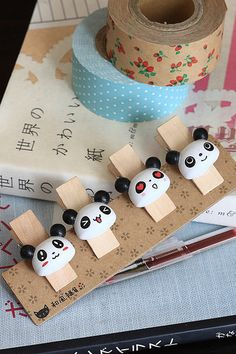 This is super cute wooden clip set.- Weight: 25g- Material: wood, hemp cord- Size: approx. 3cm x 3cm…