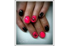 Gelové nehty inspirace č.103 Nails, Pictures, Finger Nails, Ongles, Nail, Sns Nails