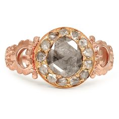18K Rose Gold The Jolynn Ring from Brilliant Earth