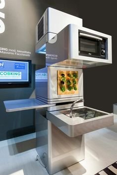 Touch Screen Kitchen Counter Dream Home Pinterest Screens Kitchens And Apartments