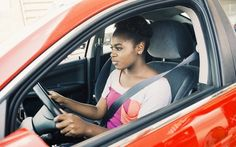 For teenage drivers, the road can be a scary, scary place. We break down why.