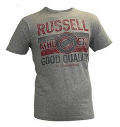 Vintage Tees: Washed C-Neck Summer Tee with Distressed Print – Grey Look 2015, Vintage Tees, Grey, Summer, Mens Tops, Fashion, Mindful Gray, Moda, Summer Time