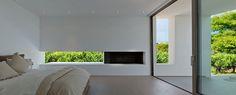 A Stunning White Modern Home on a Greek Island