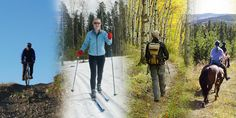 Bragg Creek AB - Home of 141 km of trails for Trails for Biking, Hiking, XCountry Skiing, Snowshoeing, Horseback Riding and Trail Running Bragg Creek, Horseback Riding, Trail, Abs, Hiking, Walks, Crunches, Killer Abs, Trekking