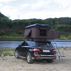 Known as the world's first expandable hard-shell roof top tent, iKamper's Hardtop One is the largest pop-up tent that sleeps a family of four. The Hardtop One combines the advantages of both hard-shell top and roof top tents: it's durable, easy to...