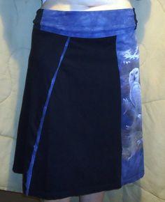 T shirt skirt - Yoga waistband