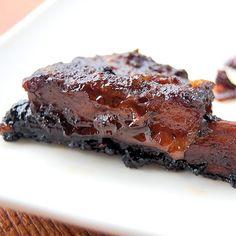 Balsamic Glazed Beef Short Ribs                                                                                                                                                     More