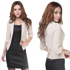 What to Wear to Work [18 pics]  LOVE the Jacket!