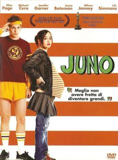 Juno è un film drammatico diretto da Jason Reitman con Ellen Page e Michael Cera. Guardalo GRATIS ed in Italiano a 1080p! Disponibile al DOWNLOAD in HD!