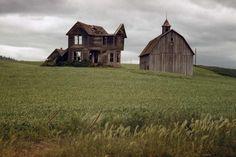 | In the Palouse, the Okanagon, the green fields of Idaho, wheat fields ...