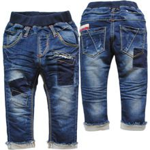 3786 bebé de las muchachas del soft jeans bebé de mezclilla rectas no se desvanecen azul marino pantalones casuales niño niños otoño primavera(China (Mainland)) Kids Pants, Boys Jeans, Denim Jeans, Repair Jeans, Kids Fashion Boy, Dark Jeans, Leggings Are Not Pants, Boy Outfits, Blue Denim