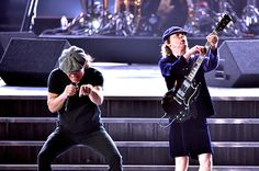AC/DC Performs 'Highway to Hell' at the 2015 Grammys With Chris Slade on Drums (Video) | Billboard