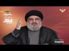 السيد حسن نصر الله يتحدث عن علامات الظهور 31-10-2014