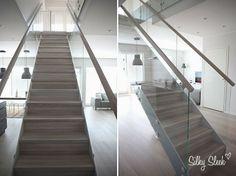 Whitewash Wood, Wood Glass, Stairs, Home Decor, Stairway, Decoration Home, Room Decor, Staircases, Home Interior Design