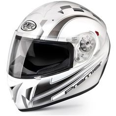 Casco Moto integrale Premier Angel Y9 Bianco Doppia Visiera Premier