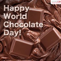 The most sinful day is here! Indulge yourself with #delicious #chocolates from #Flemingo and #celebrate the #WorldChocolateDay with us.   #ChocolateDay #Happyworldchocolateday #yummy #flemingodutyfree #colombo #srilanka #chocomania #lifefullofchocolate #delicious