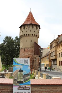 Rollup la Turnul Dulgherilor Sibiu