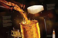 Petra - Served #beer #advertising