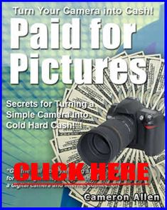 Make Money with Photography - Work From Home Photography Career