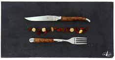 Couteau et fourchett