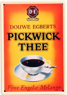 Douwe Egberts - Pickwick Thee