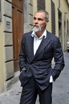 A conversation with… Simone Righi ~ The Bespoke Dudes by...